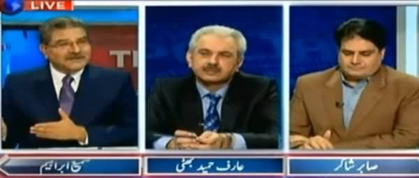 The Reporters (Panama Case, Kia Faisla Hoga?) - 22nd February 2017