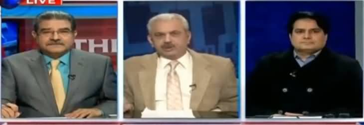 The Reporters (Panama Case, Sharif Family in Trouble) – 16th January 2017