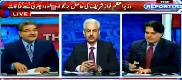 The Reporters (Panama Leaks: PMLN Decides To Fight) – 25th April 2016