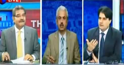 The Reporters (Panama Leaks, Sharif Family In Trouble) – 4th April 2016
