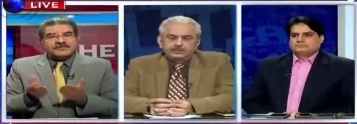The Reporters (Panama Per Commission Na Manzoor) – 8th December 2016