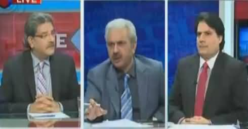 The Reporters (Pathankot Hamla Aur Nawaz Sharif Ka Bayan) – 5th January 2016