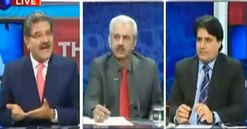 The Reporters (Pervez Musharraf Issue) – 17th March 2016
