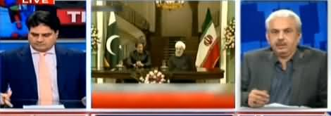 The Reporters (PM Imran Khan's Statement in Iran) - 24th April 2019