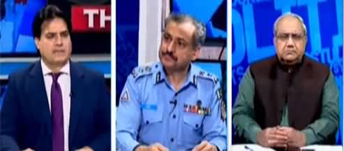 The Reporters (PM Imran Khan Takes Notice of Usman Mirza Case) - 8th July 2021