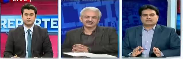 The Reporters (PMLN Attacks on Judiciary) - 19th February 2018