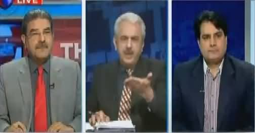 The Reporters (PMLN Aur Peoples Party Ka Muk Muka?) – 28th December 2016