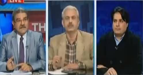 The Reporters (PMLN Criticizing Supreme Court) – 19th January 2017