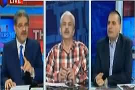 The Reporters (PMLN Ki Adlia Aur Fauj Per Tanqeed) – 18th September 2017