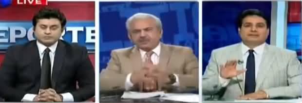 The Reporters (PMLN Kia Plan Bana Rahi Hai) - 30th April 2018