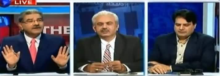 The Reporters (PMLN Leaders Bokhlahat Ka Shikar) - 4th July 2017