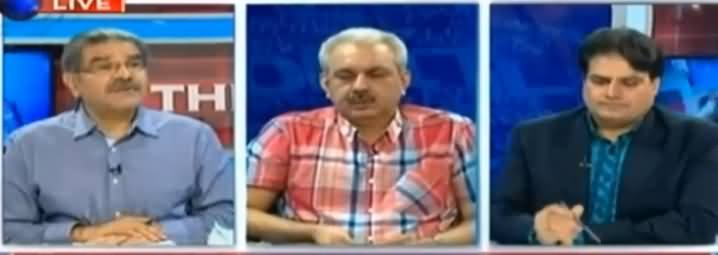 The Reporters (PMLN Leaders Ki JIT Per Gola Bari) - 13th July 2017