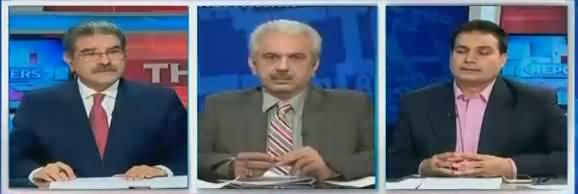 The Reporters (Khatam e Nabuwat Half Naame Mein Tabdeeli) – 30th October 2017