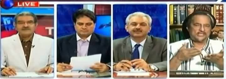 The Reporters (PMLN Objections on JIT Report) - 17th July 2017