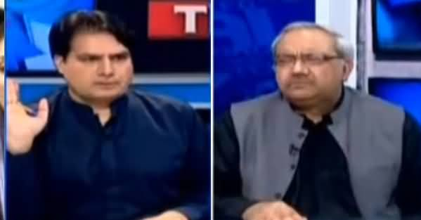 The Reporters (PMLN Politicizing Judge's Statement) - 28th August 2019