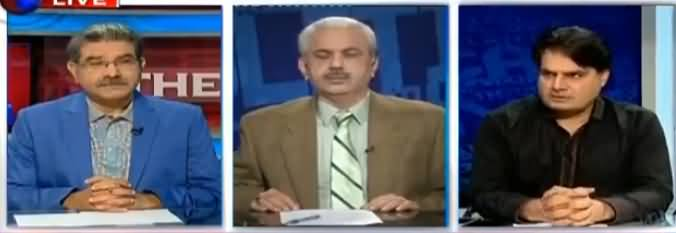 The Reporters (PMLN's Propaganda Campaign Against JIT) - 13th June 2017