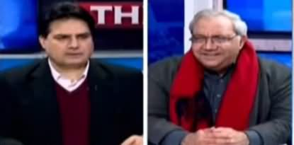 The Reporters (PMLN Wants to Collapse System) - 8th December 2020