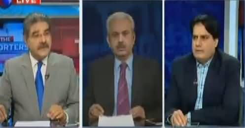 The Reporters (Police Ka PTI Workers Par Tashadud) – 27th October 2016