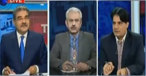 The Reporters (PTI Boycotts Joint Session of Parliament) – 4th October 2016