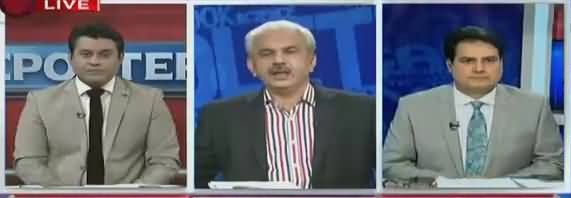 The Reporters (PTI Withdraws Nasir Khosa's Name) - 30th May 2018