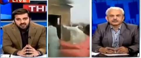 The Reporters (PTM Attack on Pakistan Army) - 27th May 2019