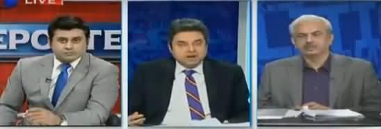 The Reporters (Qaumi Assembly Ka Hungama Khaiz Ijlas) - 17th October 2018