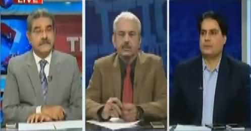 The Reporters (Rana Afzal Reservation on Push-ups of Players) – 26th October 2016