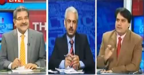 The Reporters (RAW Agent, Lahore Blast, Islamabad Issue) – 29th March 2016