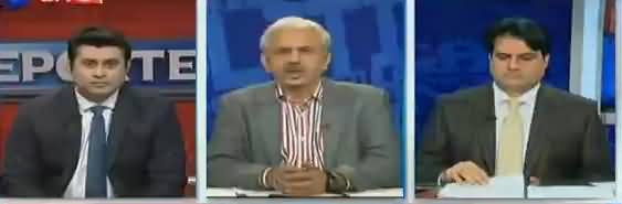 The Reporters (Shabaz Zardari Aik Sath Assembly Mein) - 29th October 2018