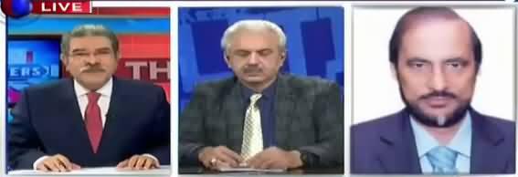 The Reporters (Shahbaz Sharif Achanak Saudia Rawana) - 27th December 2017