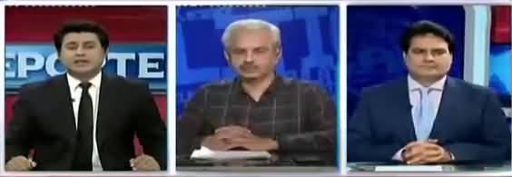 The Reporters (Shahbaz Sharif Became President of PMLN) - 13th March 2018