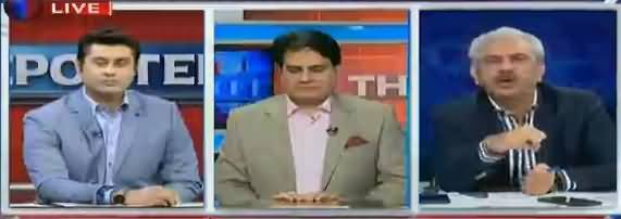 The Reporters (Shahbaz Sharif Ki Giraftari Ki Kahani) - 8th October 2018
