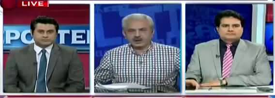 The Reporters (Shahbaz Sharif Party President) - 14th March 2018