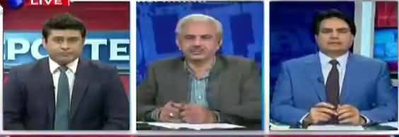 The Reporters (Sharif Family Want NRO) - 29th March 2018