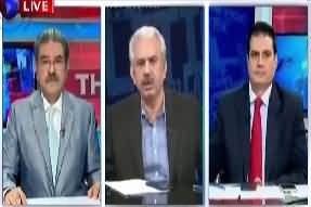 The Reporters (Sharjeel Memon Arrested & Sharif Family Case) – 23rd October 2017