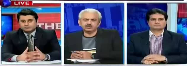 The Reporters (Siasi Garma Garmi Mein Izafa) - 6th February 2018