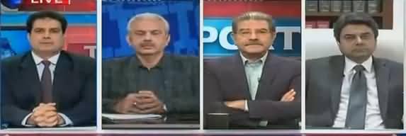 The Reporters (Siasi Halaat Kis Taraf Ja Rahe Hain) - 23rd November 2017