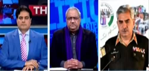 The Reporters (Special Talk With DG ISPR) - 25th February 2021
