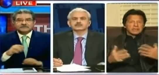 The Reporters (Special Talk With Imran Khan) - 13th March 2017