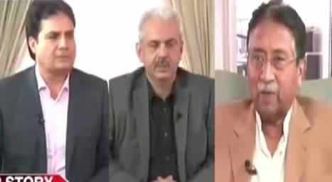 The Reporters (Special Talk With Pervez Musharraf) Part-2 - 27th February 2018