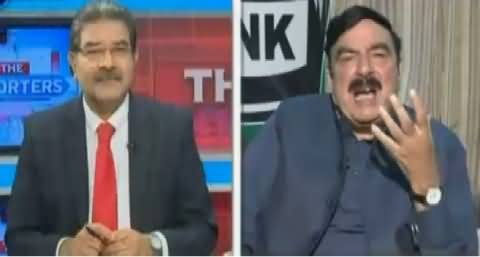 The Reporters (Special Talk With Sheikh Rasheed Ahmad) – 16th March 2016
