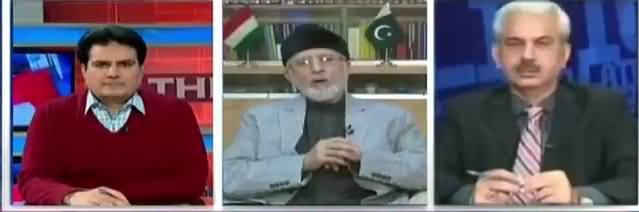 The Reporters (Tahir ul Qadri's Movement Against PMLN) - 15th January 2018