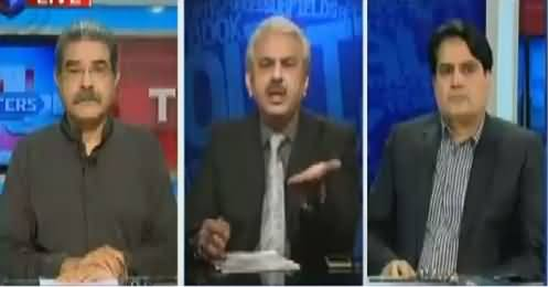 The Reporters (Tension Between Govt & Army) – 12th October 2016
