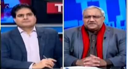The Reporters (TLP Banned or Not? Jahangir Tareen Issue) - 21st April 2021