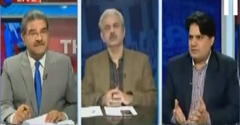 The Reporters (We Will Not Tolerate Corruption - Justice Saqib) – 19th December 2016