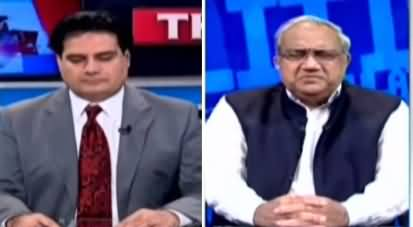 The Reporters (Who Is New DG ISI Nadeem Ahmad Anjum) - 6th October 2021