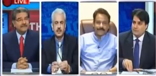 The Reporters (Why Nawaz Sharif Angry on NAB?) – 16th February 2016