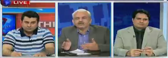 The Reporters (Why PPP Not Supporting PMLN) - 16th August 2018