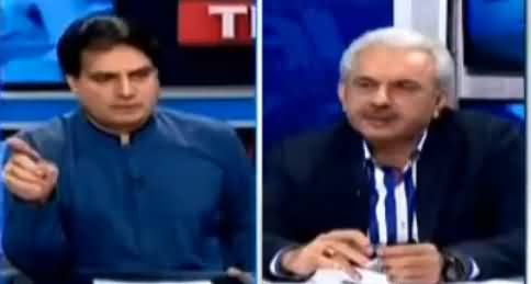 The Reporters (Will Maryam Nawaz Lead PMLN?) - 15th May 2019