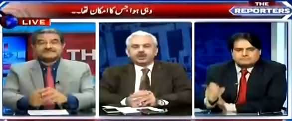 The Reporters (Will Nawaz Sharif Agree To Resign?) - 19th July 2016
